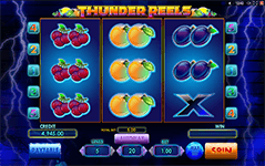 Thunder Reels Pokie