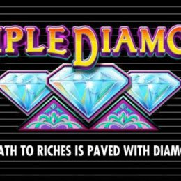 Play Triple Diamond Slot Online