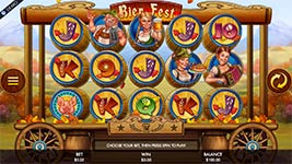 Bier Fest Slot by Genesis Gaming