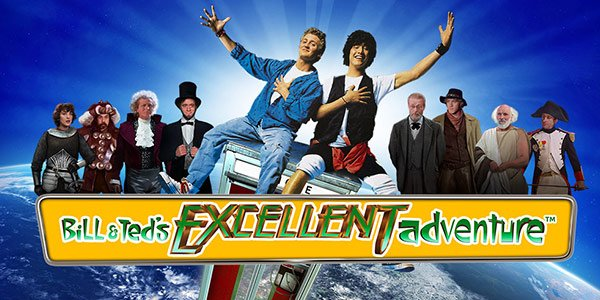 Bill & Teds Excellent Adventure Slot - Play for Free Now