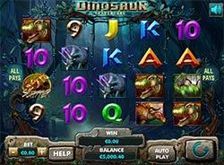 Dinosaur Adventure Slot