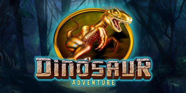 Spiele Dinosaur Adventure - Video Slots Online