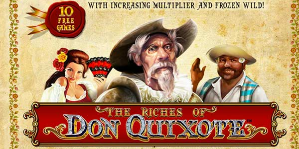 Play The Riches of Don Quixote Online Slot at Casino.com UK