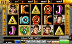 Play Grace of Cleopatra Slot Free
