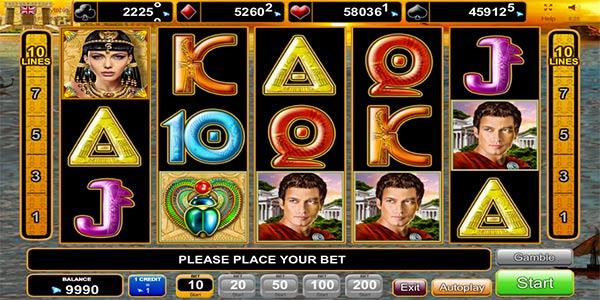 Spiele Grace Of Cleopatra - Video Slots Online