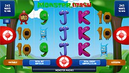 Play Monster Mash Slot Online