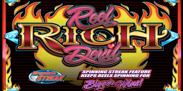 Reel Rich Devil Slots - Play the Free WMS Casino Game Online