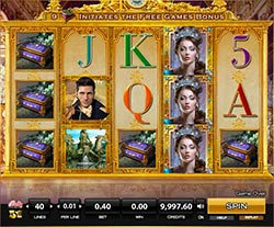 Play The Empress Josephine Slot