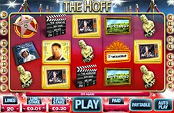 Play the Hoff Slot