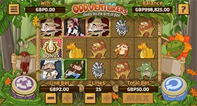 Play The Oddventures Slot