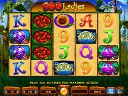 Play 100 Ladies Slot