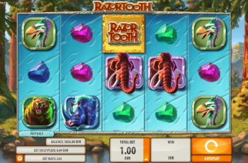 Razortooth Slot Machine – Game Play