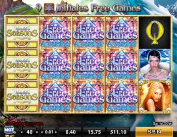 Vivaldis Seasons Slot – Free Games Trigger