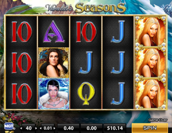 Vivaldis Seasons Slot – Normal Mode