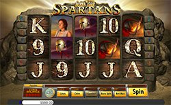 Play Age of Spartans Slot