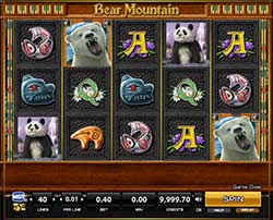 Play Bear Mountain Slot