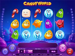 Play Candy World Slot