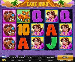 Play Cave King Slot