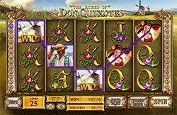 Play The Riches of Don Quixote Slot Machine
