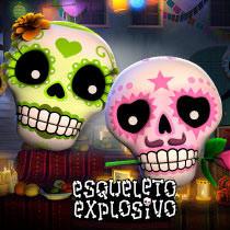 Esqueleto Explosivo Mobile Slot