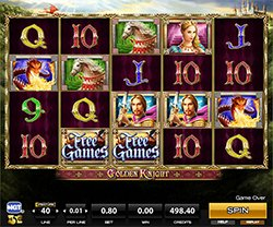 Play Golden Knight Slot