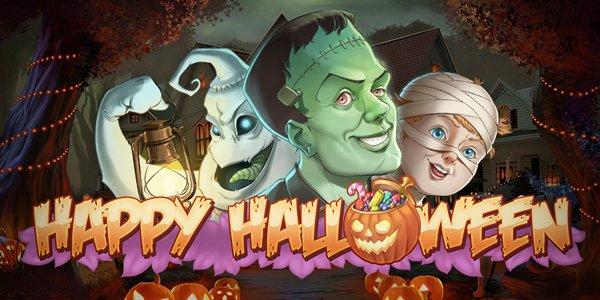 Spiele Happy Halloween - Video Slots Online