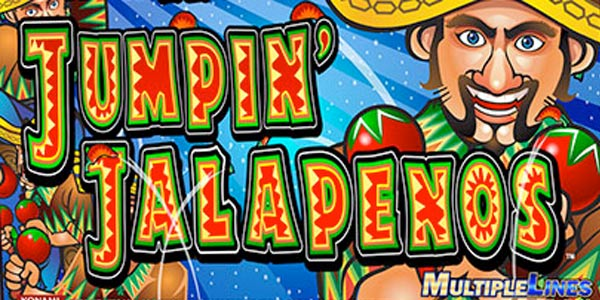 Jumpin Jalapenos Slots - Play Now for Free or Real Money