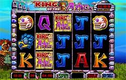 Play King of the Aztecs Slot