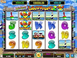 Play Lobstermania 2 Slot Machine