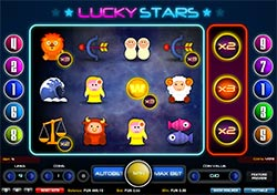 Play Lucky Stars Slot