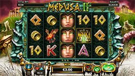 Play Medusa 2 Slot