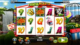 Play Pandamania Slot