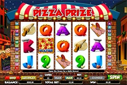 Play Pizza Prize Slot