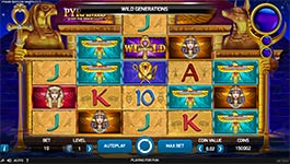 Play Pyramid: Quest for Immortality Slot Free