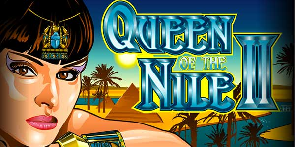 slot machine queen nile