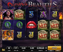 Play Ravishing Beauties Slot