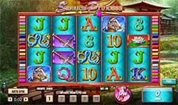 Play Samurai Princess Slot