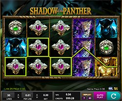 Play Shadow of the Panther Slot