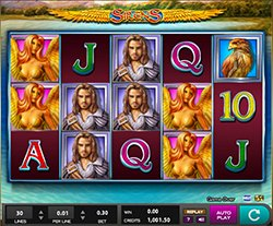 Play Sirens Slot