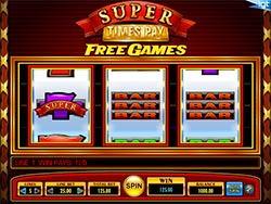 Play Super Times Pay Slot