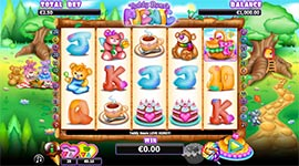 Play Teddy Bear's Picnic Slot