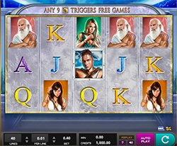 Play The Mighty Atlas Slot