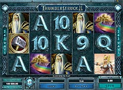 Play Thunderstruck 2 Slot