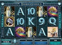 Thunderstruck 2 Slot Machine