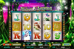 Play Unicorn Legend Slot
