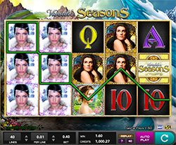 Play Vivaldi's Seasons Slot