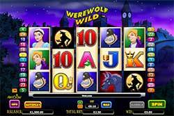 Play Werewolf Wild Slot