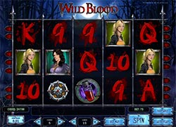 Play Wild Blood Slot