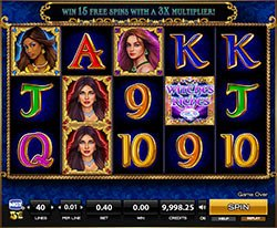 Play Witches Riches Slot