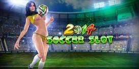 2014 Soccer Slot